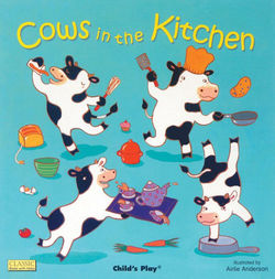 Cows in the Kitchen book