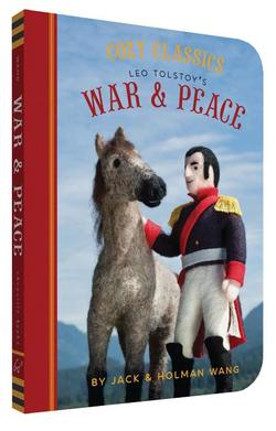Cozy Classics: War & Peace book