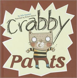 Crabby Pants book