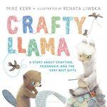 Crafty Llama book