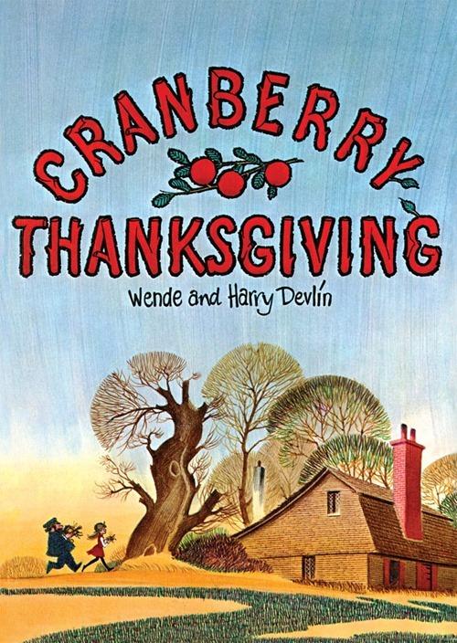 Cranberry Thanksgiving book