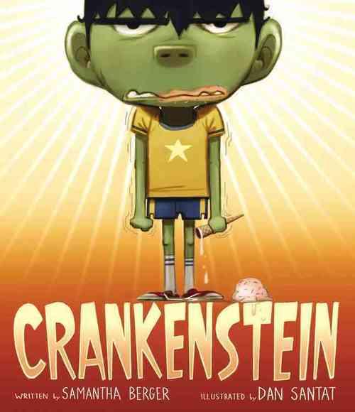 Crankenstein book
