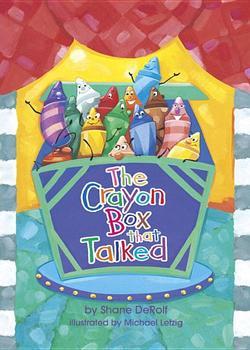 Crayon Box That Talked book