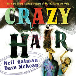 Crazy Hair book