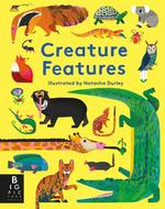 Creature Features book