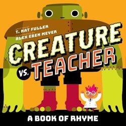 Creature vs. Teacher book