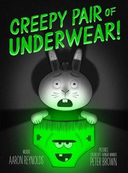 Creepy Pair of Underwear! book