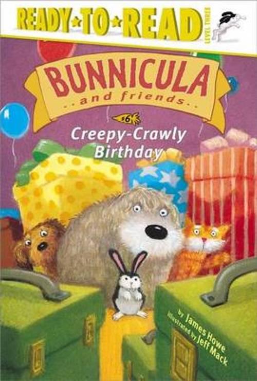 Creepy-Crawly Birthday book