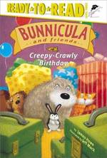 Creepy-Crawly Birthday book