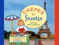 Crêpes by Suzette book