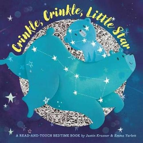 Crinkle, Crinkle, Little Star book