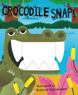 Crocodile Snap! book