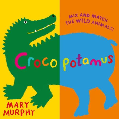 Crocopotamus book