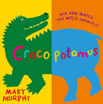 Crocopotamus book