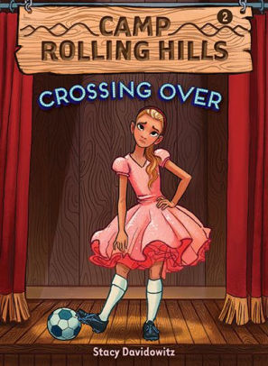 Crossing Over book