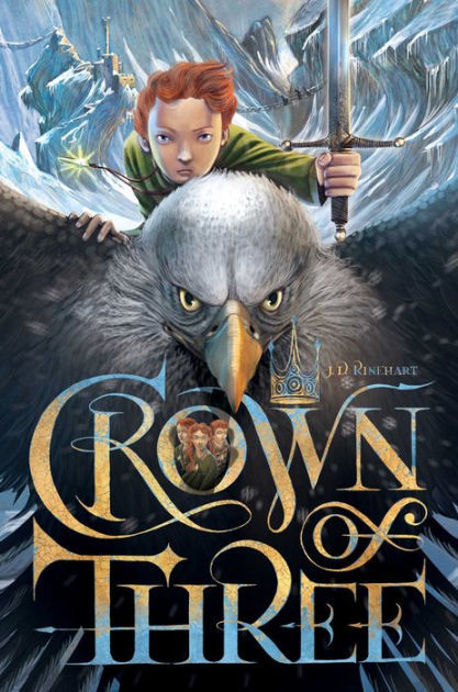 Crown of Three Book