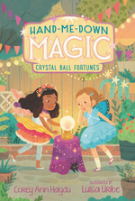 Crystal Ball Fortunes book
