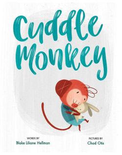 Cuddle Monkey book