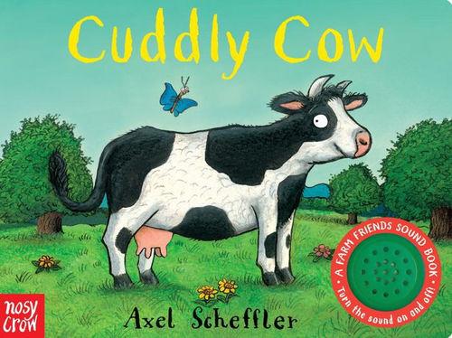 Cuddly Cow book