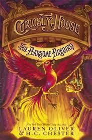 Curiosity House: The Fearsome Firebird book
