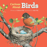 Curious About Birds book