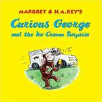 Curious George and the Ice Cream Surprise book