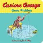 Curious George Goes Fishing book