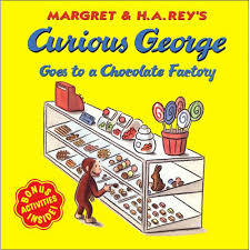 Curious George Goes to a Chocolate Factory book