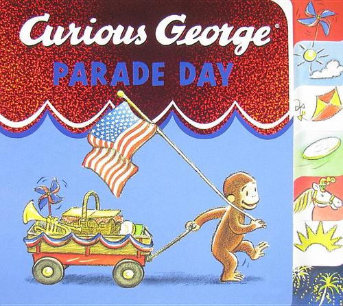 Curious George: Parade Day book