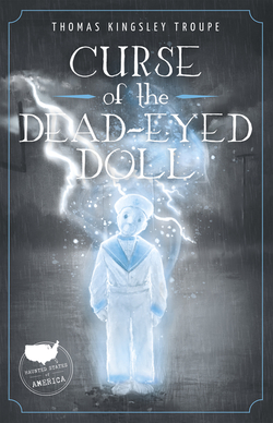 Curse of the Dead-Eyed Doll book