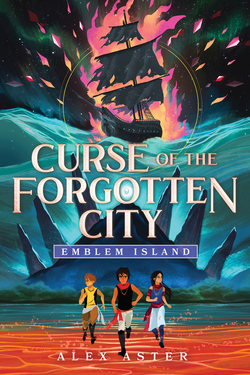Curse of the Forgotten City book