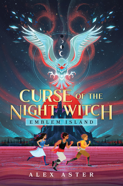 Curse of the Night Witch book
