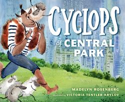 Cyclops of Central Park book