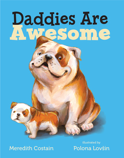 Daddies Are Awesome book