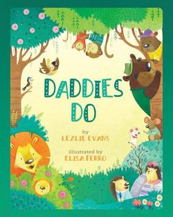 Daddies Do book