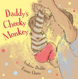 Daddy's Cheeky Monkey book
