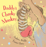 Daddy's Cheeky Monkey book