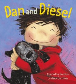 Dan and Diesel book