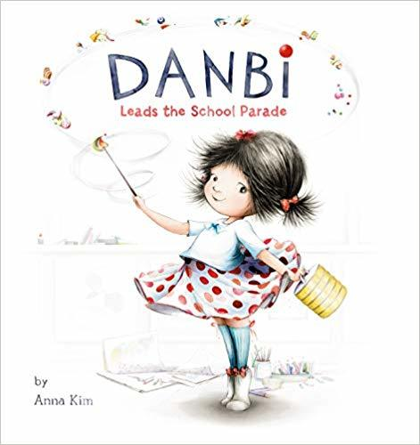 Danbi Leads the School Parade book