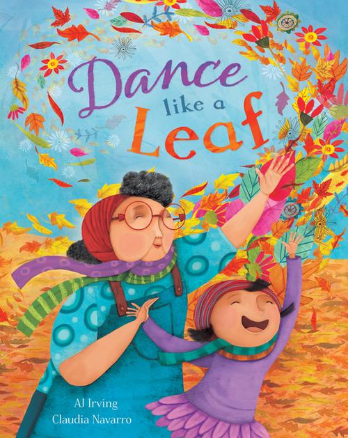 Dance Like a Leaf book