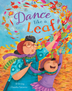 Dance Like a Leaf book