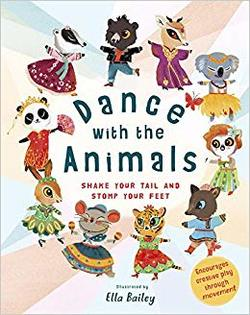Dance with the Animals book