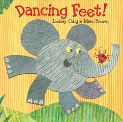 Dancing Feet! book