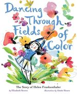 Dancing Through Fields of Color book