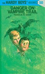 Danger on Vampire Trail book