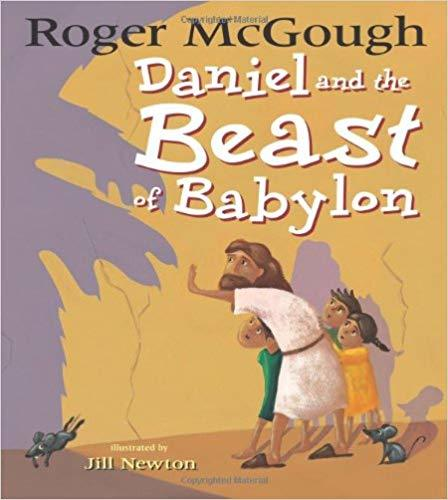 Daniel and the Beast of Babylon book