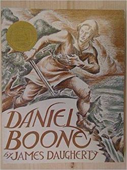 Daniel Boone book