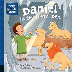 Daniel in the Lions Den book