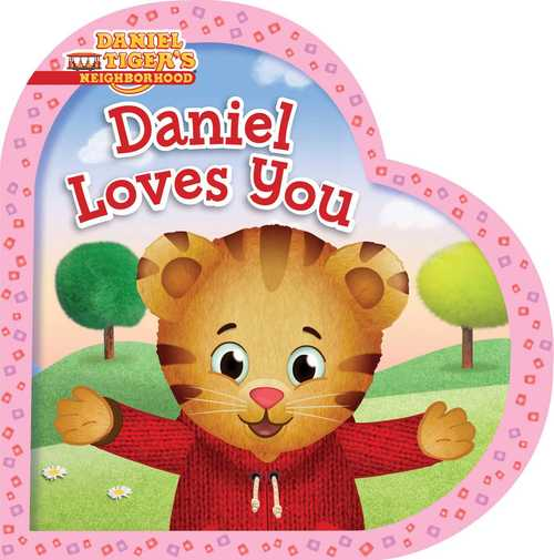 Daniel Loves You Book