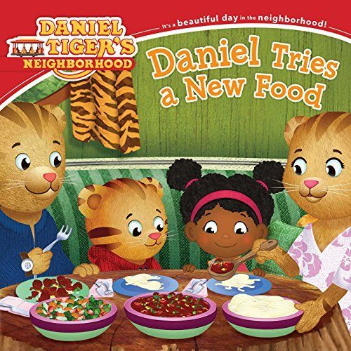 Daniel Tries a New Food book